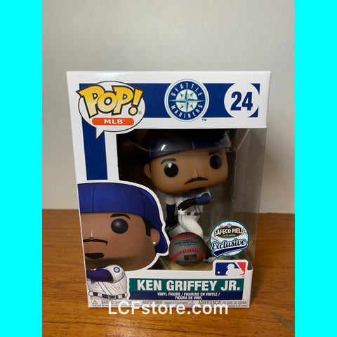 HOF Ken Griffey Jr Safeco Exclusive Funko POP