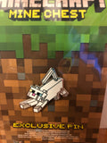 Minecraft Minechest Exclusive Cat Pin