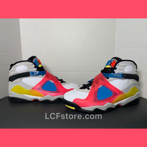 Nike Air Jordan 8 Multi-Color