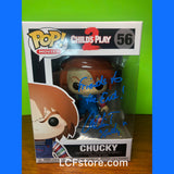 Alex Vincent Signed Chucky Funko POP
