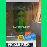 Pickle Rick GITD Preview Exclusive Funko POP!