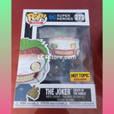 Joker Death Of Family Hot Topic Exclusive Funko POP