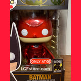 Red Chrome Batman Target Exclusive Funko POP!