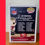 Joe Montana Signed Funko POP