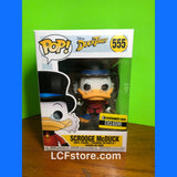 Disney DuckTales Scrooge McDuck EE Exclusive Funko POP