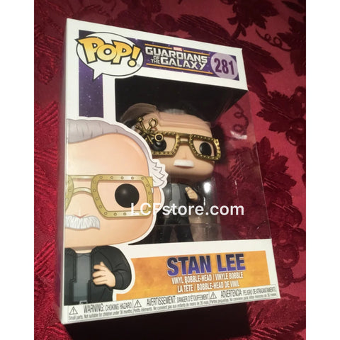 Guardian of the Galaxy Stan Lee Funko POP