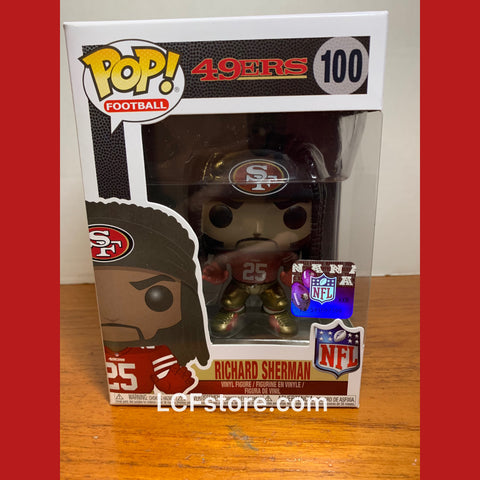 San Francisco 49ers Richard Sherman Funko POP!