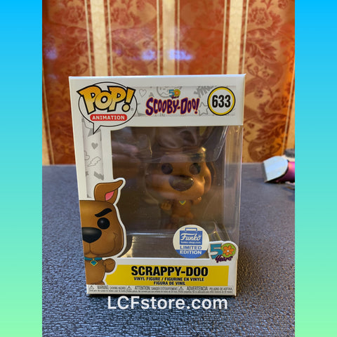 Scrappy Do Funko Shop Exclusive Funko POP!