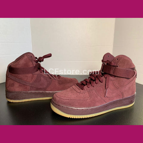 Air Force 1 High LV8 (GS) Burgundy Crush