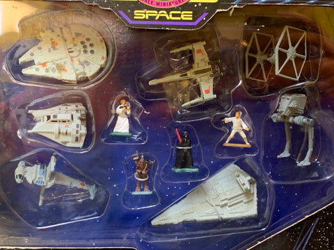 Star Wars Micro Machines 11 Piece Collector's Gift Set