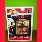 Kevin Smith Signed Secret Stash Exclusive Funko POP