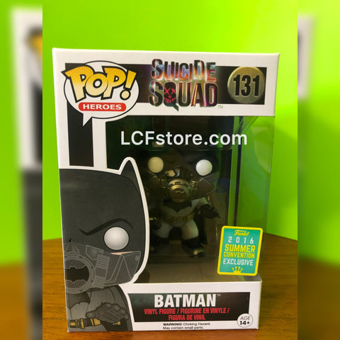 Suicide Squad Batman Underwater SDCC Funko POP