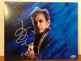Jeff Goldblum autograph Thor: Ragnarok 11x14 photo