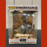 The Mandalorian on Blurrg Funko POP!