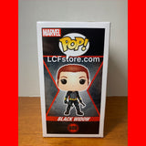 Marvel Black Widow Walmart Exclusive Funko POP!