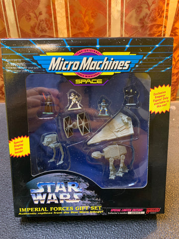 Star Wars Micro Machines Imperial Forces Gift Set