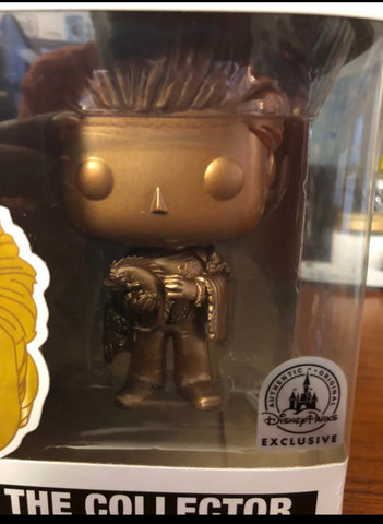 Funko POP! Disney Exclusive The Collector