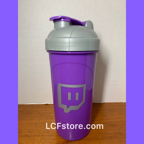 Twitch Con Exclusive GFUEL Shaker