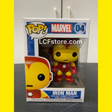Marvel Iron Man Funko POP!