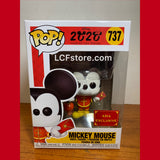 Asia Exclusive 2020 Year of The Rat Mickey Mouse POP!