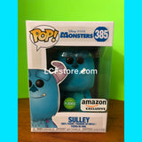 Monster Inc Sully Flock Amazon Exclusive Funko POP