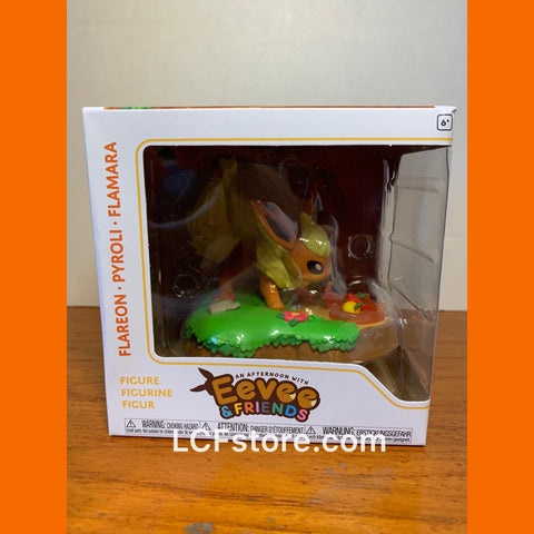 Eevee and Friends Flareon Figure