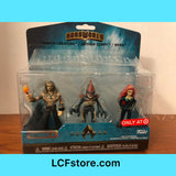 Aquaman Funko Vinyl Collectibles Set