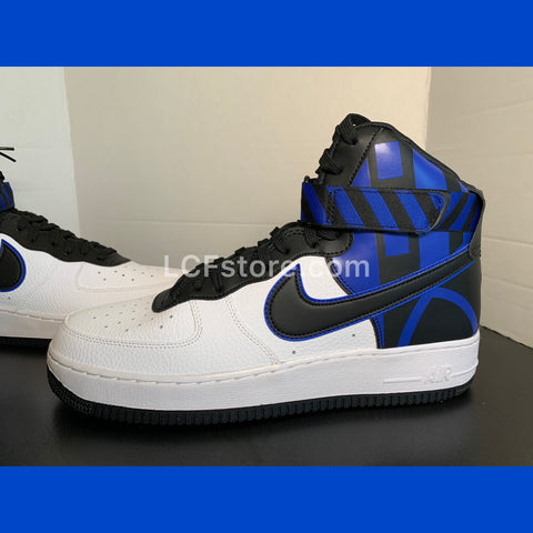 Nike Air Force 1 High '07 LV8 'White Black Royal'