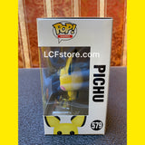 Pichu Flocked Exclusive Funko POP