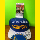 Golden State Warriors All Star Klay Thompson Autographed Hat