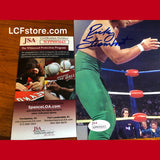 WWFE legend Ricky Steamboat autograph 8x10