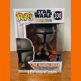 The Mandalorian Funko POP!