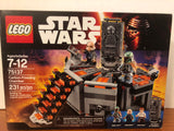 Star Wars Han Solo Carbon Freezing Chamber LEGO set