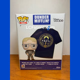 The Office Dwight Schrute Target Exclusive T-Shirt and POP combo