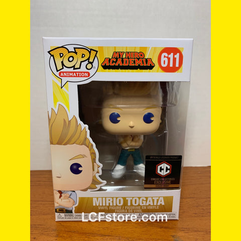 Miro Togata Chalice Collectibles Exclusive Funko POP!