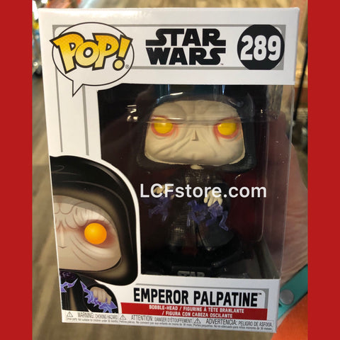 Star Wars Emperor Palpatine Funko POP