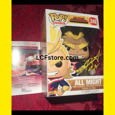 My Hero Academia Autograph Funko POP
