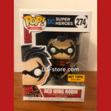 Hot Topic Exclusive Red Wing Robin Funko POP