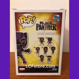 Target Exclusive Glow In The Dark Black Panther Funko POP