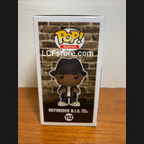 The Notorious B.I.G with Fedora Funko POP!