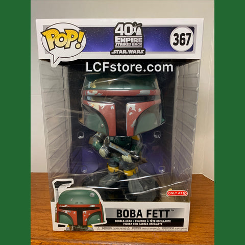 Target Exclusive 10 in. Boba Fett
