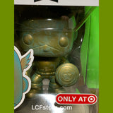 Marvel Patina Captain America Target Exclusive Funko POP!