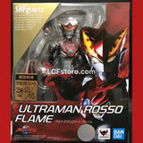 Ultraman Rosso Flame Action Figure