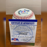 Ronald Acuna Jr signed Baseball
