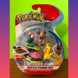 Pokémon Battle Figure Set