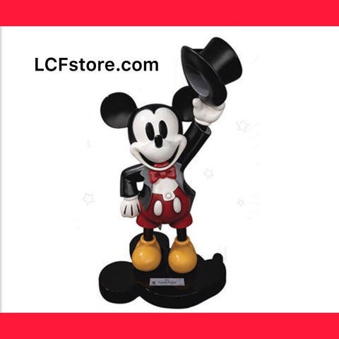 Mickey Mouse 90th Anniversary Tuxedo Mickey MC-008 1:4 Scale Statue - Previews Exclusive