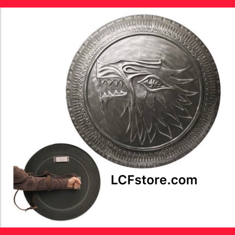 Game of Throne Stark Infantry Shield