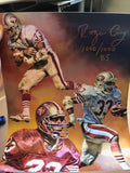 San Francisco 49ers Roger Craig autograph 11x14 photo