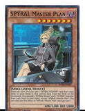 SPYRAL Master Plan - INOV-EN087 - Super Rare Unlimited