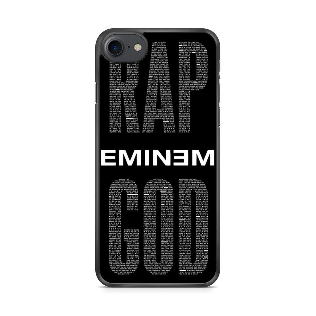 Rap God Eminem IPhone 7 Case – OmgPrintz